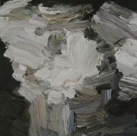 Rosen, Öl auf Papier, 20 x 20 cm
