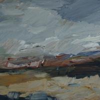 Morsum Watt, 30 x 30 cm