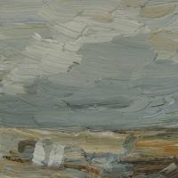 Morsum Watt 1, 30 x 30 cm