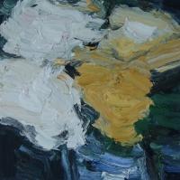 Sommer 2015, Rosen, 30 x 30 cm