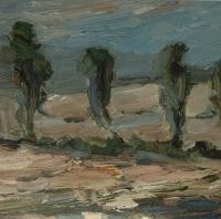 Am Wilsederberg, 30 x 30 cm