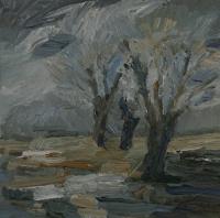 Am Pfungstädter Moor, 30 x 30 cm