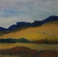 Skizze 7,o.T., Pastell, 20 x 20 cm