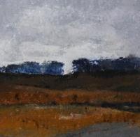 Skizze 12,o.T., Pastell, 20 x 20 cm