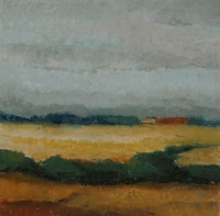 Skizze Nr. 21, o.T., 20 x 20 cm